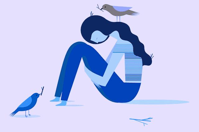 5 metodi naturali per combattere la depressione