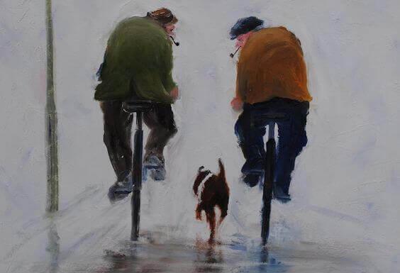 coppia-di-anziani-in-bici-e-cane