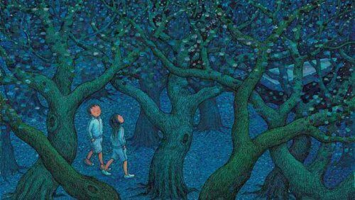 coppia-in-un-bosco