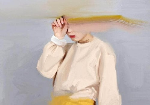 dipinto-persona-viso-che-si-sfuma
