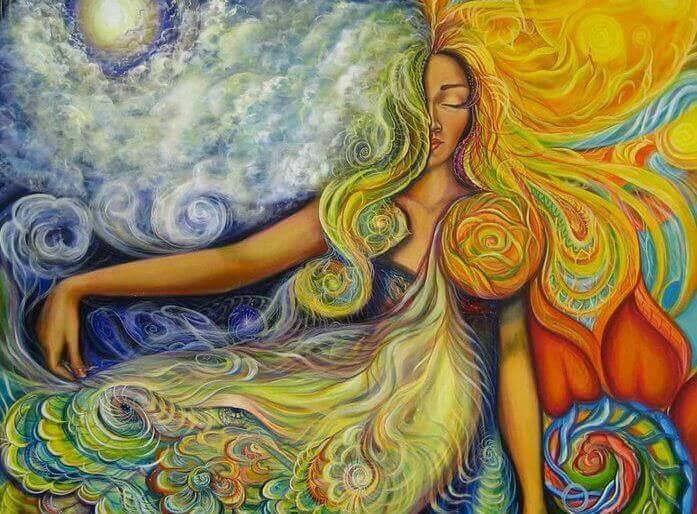 donna-dipinta