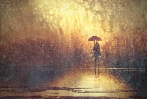 Le catastrofi personali sono la migliore guida alle emozioni