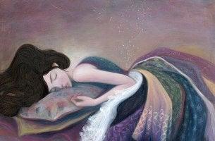 ragazza-che-dorme solitudine