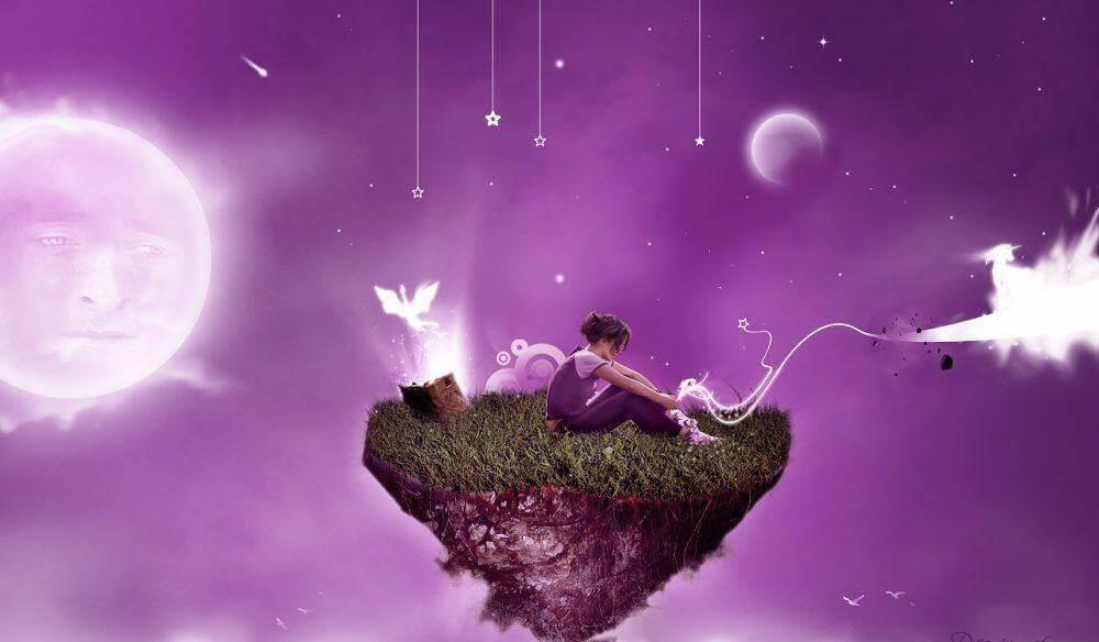 Racchiusi in me ci sono tutti i sogni del mondo