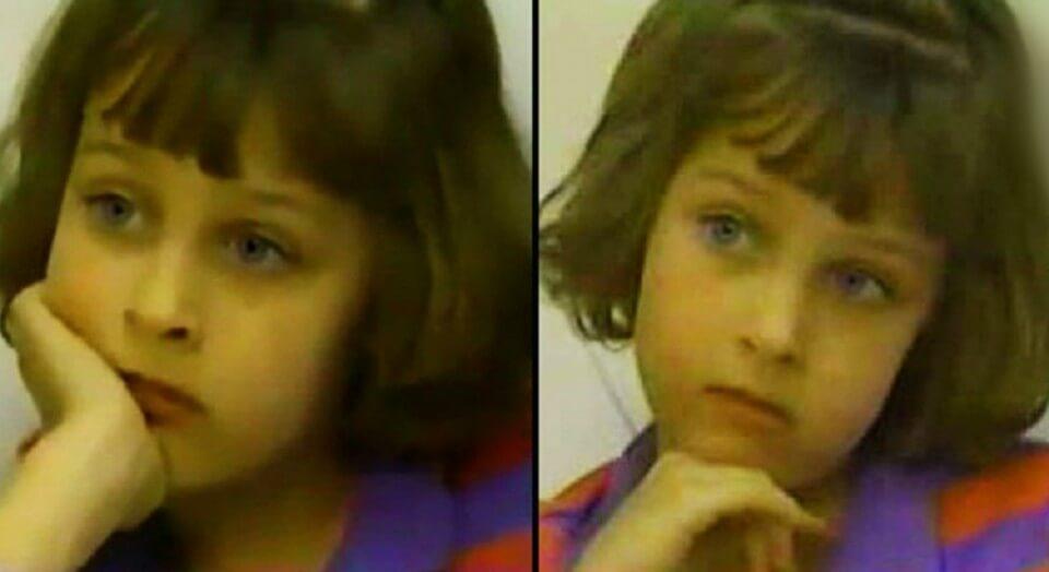 Beth Thomas, la bambina psicopatica