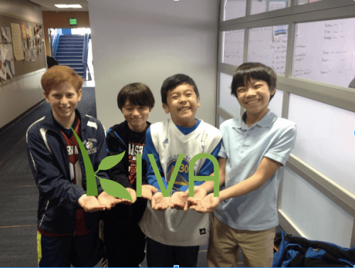 ragazzini metodo Kiva