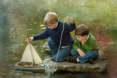 Le basi dell'assertività si consolidano durante l'infanzia