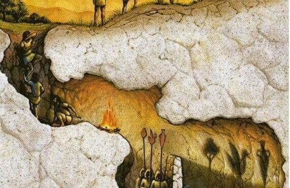 Il mito della caverna di Platone: la dualità della nostra realtà
