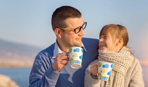 Dare il buon esempio ai figli: il miglior regalo che possiamo far loro