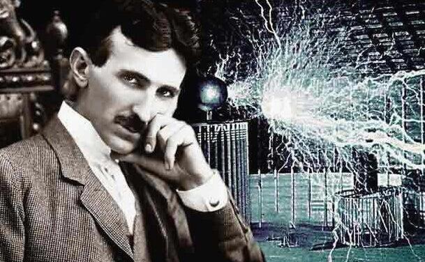 Nikola Tesla e la solitudine del genio della luce