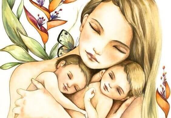 Maternità: un terremoto nell'anima