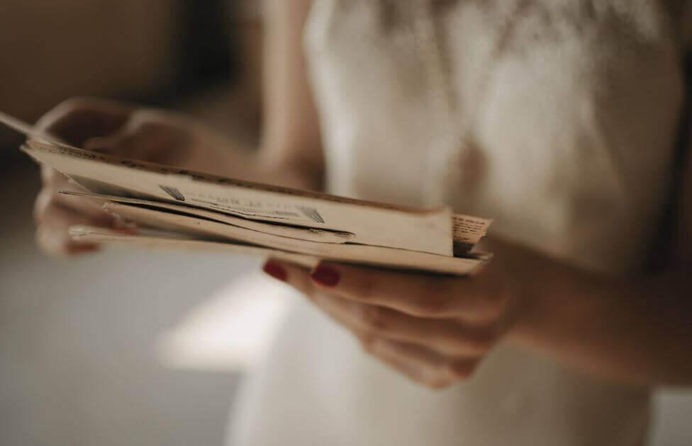 La sorprendente lettera di una figlia adolescente