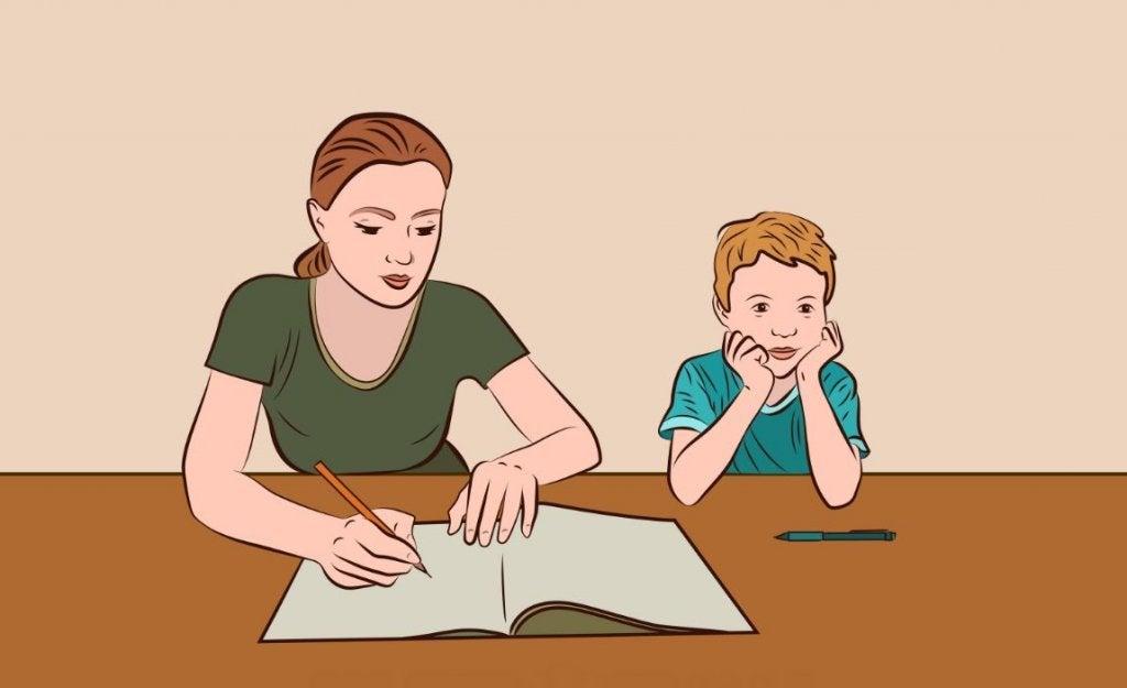 """""""Mamma, mi aiuti a fare i compiti?"""": 5 consigli per seguire al meglio i figli"""