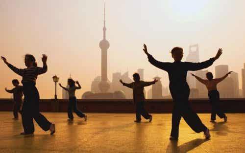 7 buone ragioni per praticare il Tai-Chi