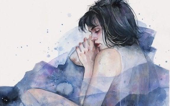 Ansia fluttuante: il vuoto in cui vivono paure e incertezze