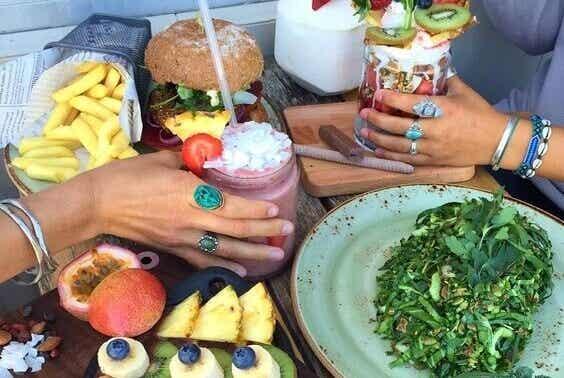 Il cibo rivela le nostre emozioni represse