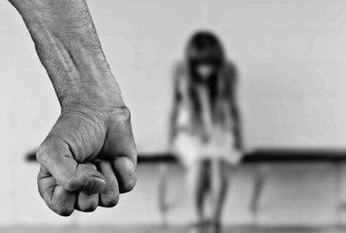 Violenza di genere tra i tipi di violenza