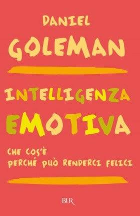 libri sull'intelligenza emotiva Goleman