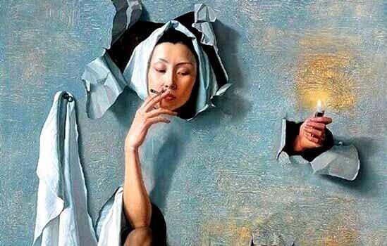 Cosa si cela dietro il vizio del fumo?