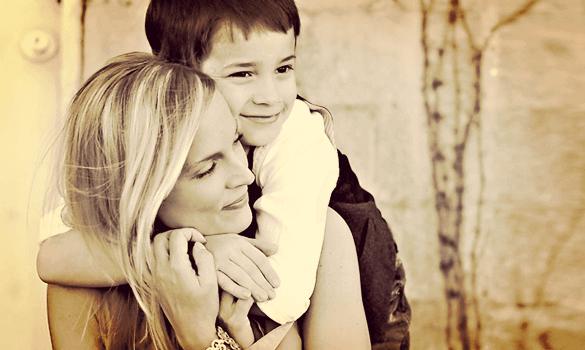 Anche mio figlio è sensibile, affettuoso, dolce...