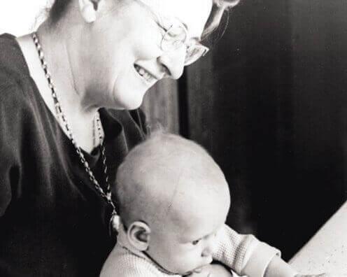 attaccamento evitante madre e bambino