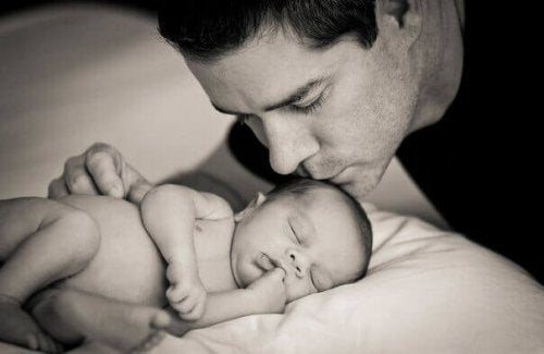 Attaccamento tra padre e figlio