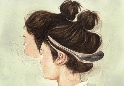 Donna e pronoia