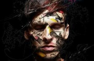 Uomo dubbioso disturbo paranoide di personalità