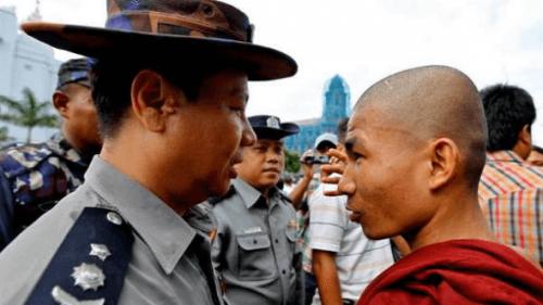 Violenza religiosa tra i tipi di violenza