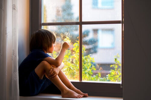Ansia da separazione: l'importanza dell'attaccamento sulla salute dei piccoli