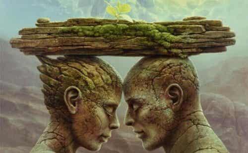 La teoria dello specchio: ferite e relazioni