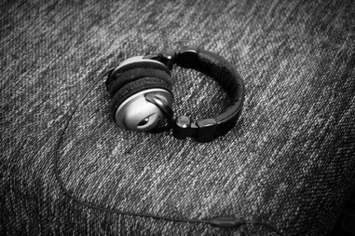 Cuffie per ascoltare la musica