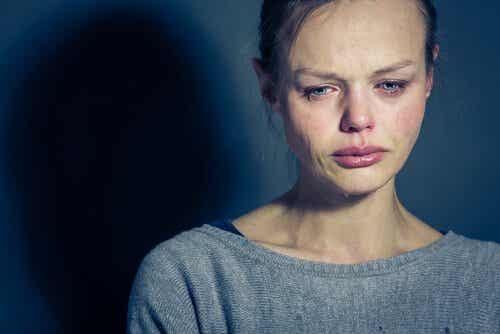 La sofferenza è l'origine di molti disturbi mentali