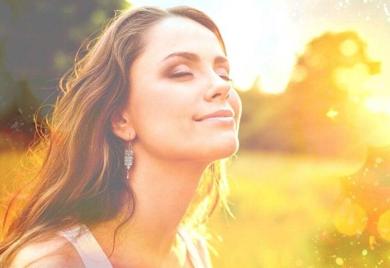 Come ingannare il cervello per avere un momento di felicità