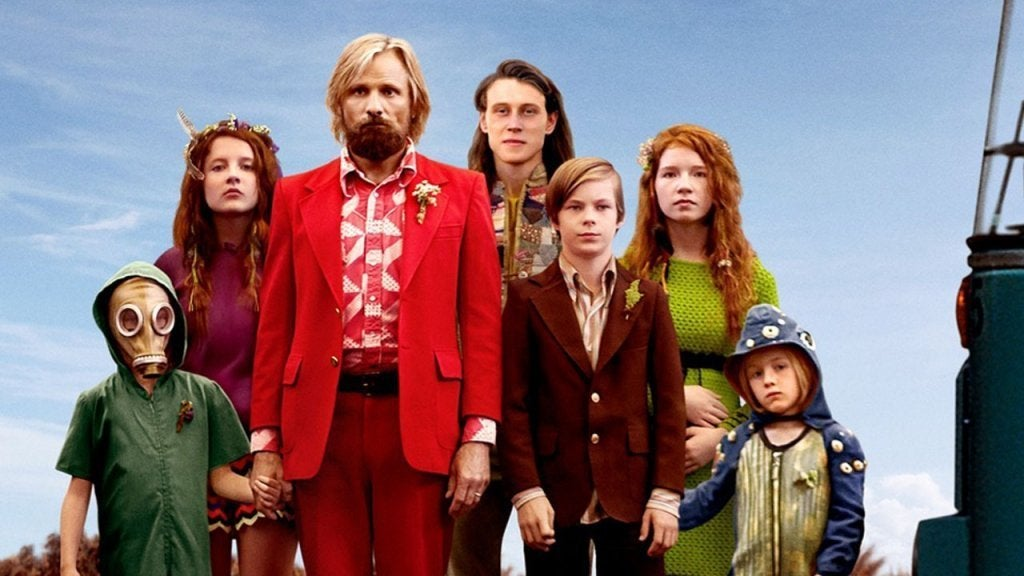 Cast captain fantastic