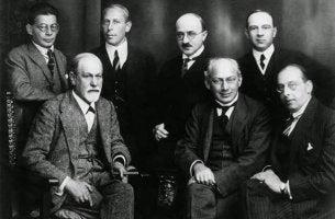 Freud e altri autori della psicoanalisi