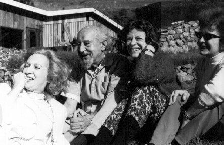 Fritz Perls e la famiglia