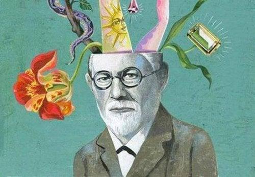 Freud e psicoanalisi dalla sua testa