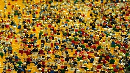 Pupazzetti LEGO