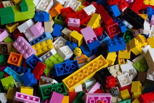 I benefici psicologici dei LEGO