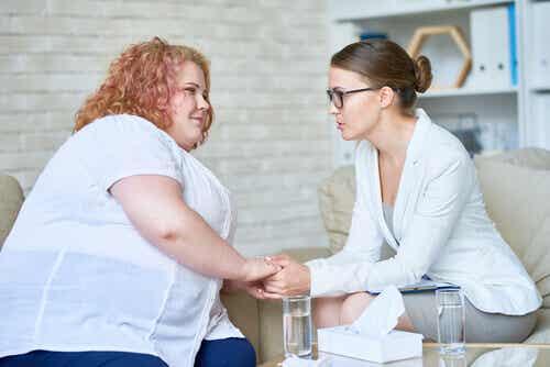 Trattamento psicologico dell'obesità