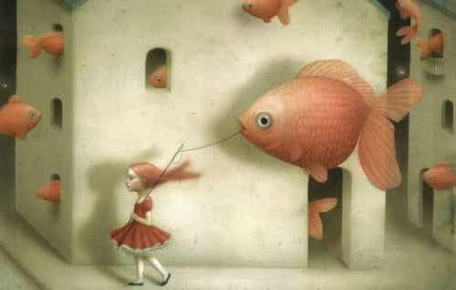 Chi non sa controllare sé stesso cerca di controllare gli altri