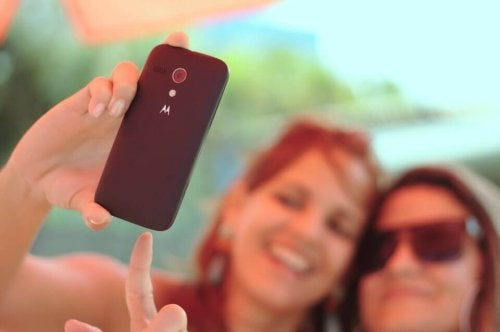 Selfie, segno di narcisismo