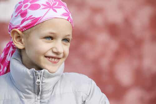 Bambini malati di cancro: come migliorare la loro vita