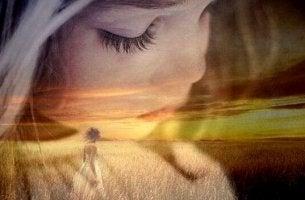 Bambina e psicologia del perdono