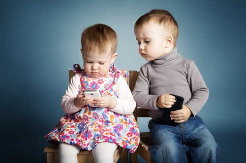 Cellulare e bambini