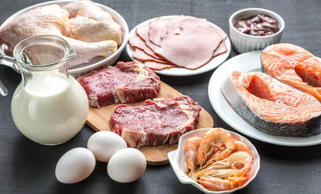 Alimenti con vitamina B 12