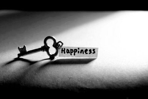 La chiave per la felicità