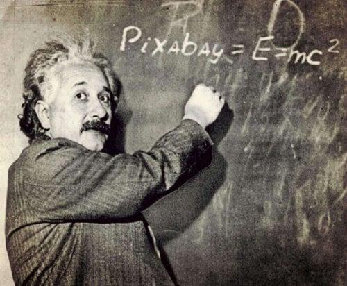 Einstein come simbolo del dibattito tra scienza e religione