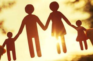 Famiglia di carta